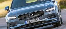 Volvo V90 hyllas i utländska tester