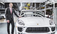 Nya rykten om Porsches kommande elbilar –blir det en Pajun E?