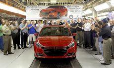 Dodge Dart och Chrysler 200 läggs ner – Chrysler är i farligt läge