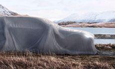 Volvo V90 Cross Country får premiär på torsdag – sista smakprovet