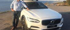 "Alrik om Volvo V90 CC: ""Helt klart min favorit"""