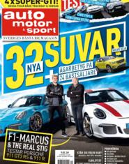 20/2016: F1-Marcus och Stig Blomqvist testar 911 GT3 RS och 911 R