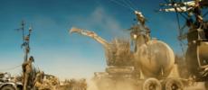 Så här spelades actionscenerna i Mad Max in