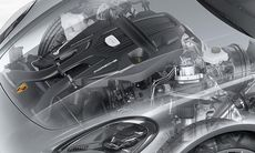 Audis nya V6-turbo till R8, RS 4 och RS 5 kommer från Porsche
