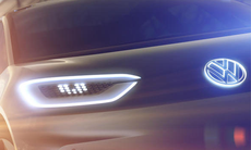 Volkswagens nya elbil – här är de första bilderna