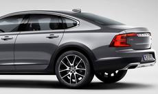 Volvo S90 Cross Country – så skulle den kunna se ut