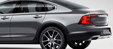 Volvo S90 som Cross Country?