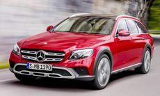 Mercedes E-klass All-Terrain – ny skogsmulle som utmanar Volvo V90 CC