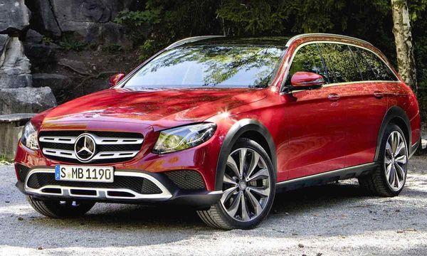 Volvo får se upp – här är Mercedes E-klass All-Terrain