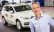 Snart börjar Volvos självkörande XC90 rulla på svenska vägar