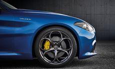 Alfa Romeo Giulia Veloce –klassiskt namn gör comeback