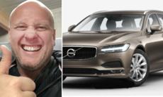Peder: Förseningar på Volvo V90