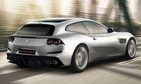 Ferrari GTC4 Lusso T – först med V8-turbo och bakhjulsdrift
