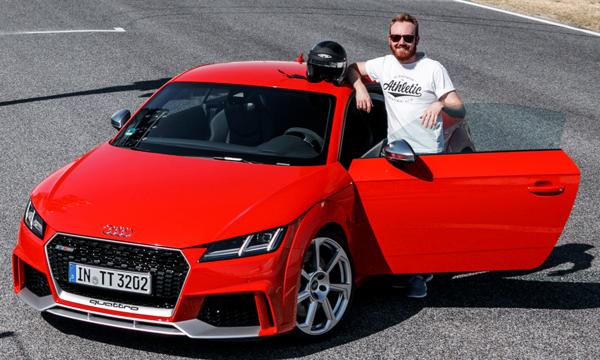 "Audi TT RS provkörd: ""Mycket bang for the bucks!"""