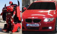 Transformers –på riktigt!