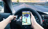 Pokémon Go – spelet som blivit en trafikfara