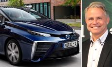 """Svenskt företag storsatsar på vätgas: """"Elbilar med batterier är bara en parentes"""""""