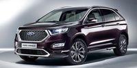 Ford Edge prissänks kraftigt innan säljstart