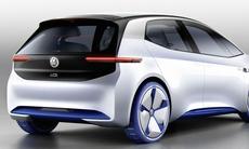 """Volkswagens nya elbil heter ID – och ska vara """"revolutionerande"""""""