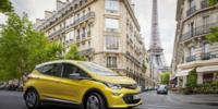 Opel Ampera-e går 50 mil på en laddning