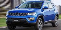 Jeep Compass – helt ny, global stadsjeep kommer till Europa 2017