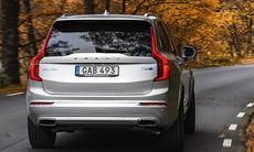 Volvo återkallar 127.000 bilar för fuktproblem
