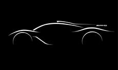 Mercedes-AMG utvecklar ny superbil med F1-teknik