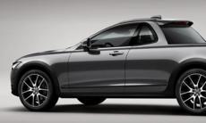 Volvo P90 Pickup – den amerikanska drömbilen
