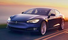 Tesla Motors visar kraftig ökning av produktion och leveranser