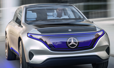 Mercedes Generation EQ är suven som kickstartar elbilssatsningen