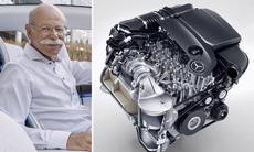 Mercedes fortsätter med dieselmotorer: Vore dumt att lägga ned satsningen
