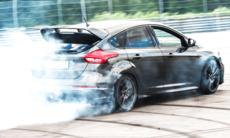 Överhettad fyrhjulsdrift på Ford Focus RS?