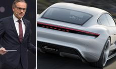 Porschechefen bekräftar nya snabbladdare – tillsammans med Mercedes?