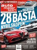 21/2016: Test av Alfa Giulia Q mot BMW M3 och Mercedes-AMG C 63