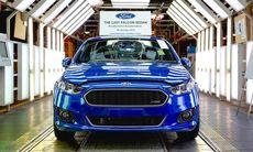 Ford har byggt sin sista bil i Australien – släcker ljuset efter 91 år