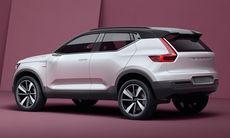 """Volvo kommer att bli ett """"suv-märke"""""""