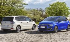 Svenskt pris på Citroën C4 Picasso och Grand C4 Picasso