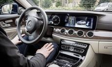 Mercedes självkörande bilar ska prioritera passagerare före fotgängare