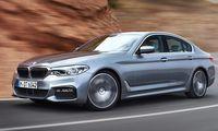 BMW 5-serie nya generationen G30 officiell – fakta och svenskt pris