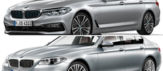 BMW 5-serie – ny mot gammal
