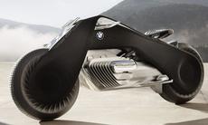 BMW Motorrad Vision Next 100 är en självbalanserande supermotorcykel