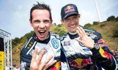 Sébastien – för 13:e året i rad!