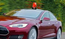 Tesla Model S blir riktig polisbil hos LAPD – men den kan vara för dyr
