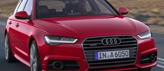 Audi A6 kan bli bakhjulsdriven