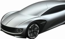 Volkswagens mystiska konceptbil avslöjad – utan vindruta?