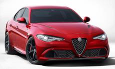 Alfa Romeo Giulia är Årets Bil 2017 i Italien