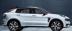 Volvos nya varumärke Lynk&Co – suv kommer först