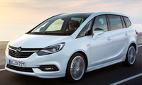 6 saker som gör Opel Zafira till bästa resesällskapet för familjen