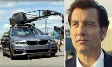 """BMW:s actionrulle """"The Escape"""" med Clive Owen har premiär"""