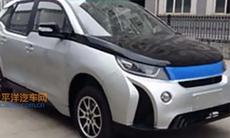 Den här kinesiska BMW i3-kopian är fulast hittills